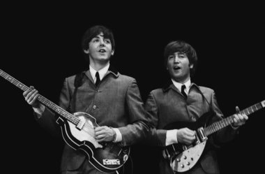 The Beatles First USA concert