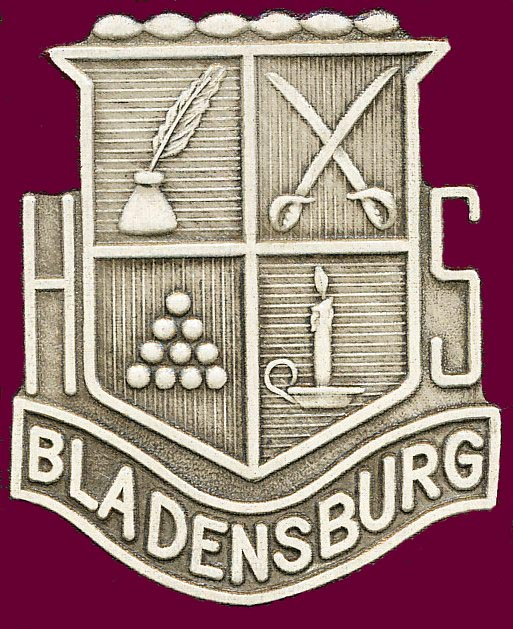 Bladensburg High School Class of 1959, Historical significants of school shield